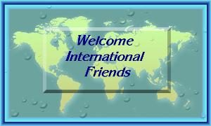 welcome international friends